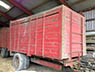 15ft Silage Trailer